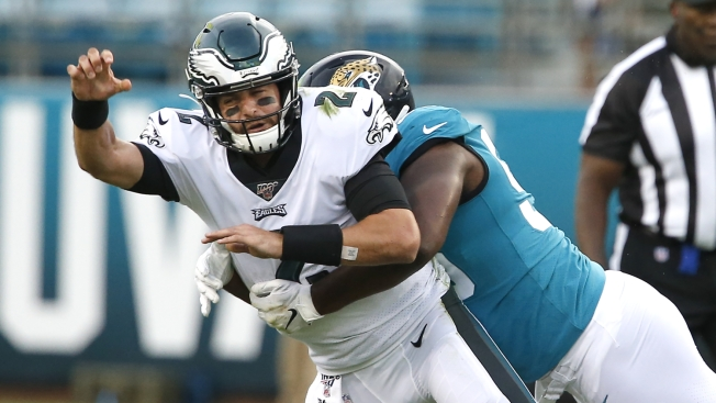 Roob's 10 Instant Observations From Eagles-Jaguars