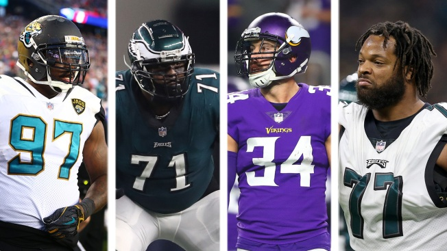 16e8567fde0 Handing Out Grades on Every Eagles Move This Offseason - NBC 10 ...
