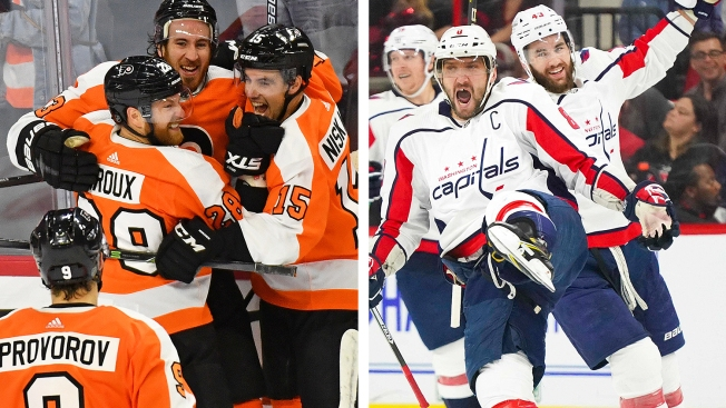 Flyers Vs. Capitals: Live Stream, Storylines, Game Time and More