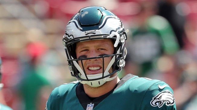 Eagles Inactives: Eagles Finally Reveal Their Backup QB