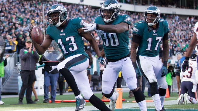 Fantasy Football Week 6 Advice Are Nelson Agholor Wendell Smallwood Corey Clement Starters This