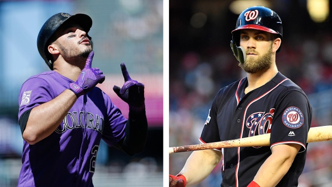 f624c3b0f56 How Nolan Arenado s Mega-Deal Affects Bryce Harper Negotiations ...