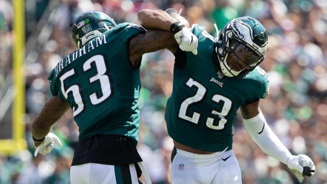 'Only a Matter of Time' Till Eagles' Defense Woke Up