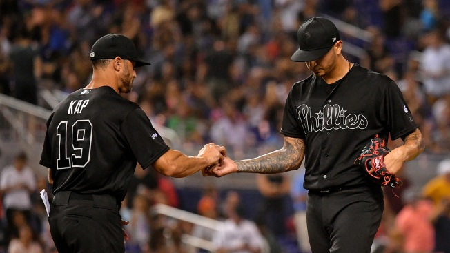 So Much for That Momentum - Phillies Blow 7-run Lead to Marlins, Plummet to Horrendous Loss