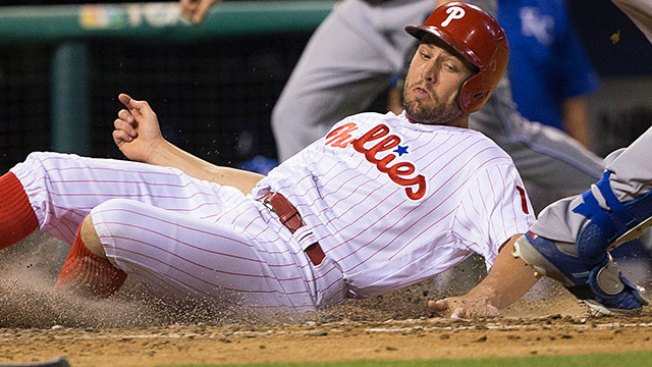 Always Known for His Defense, Peter Bourjos Turning Heads With Hitting Streak