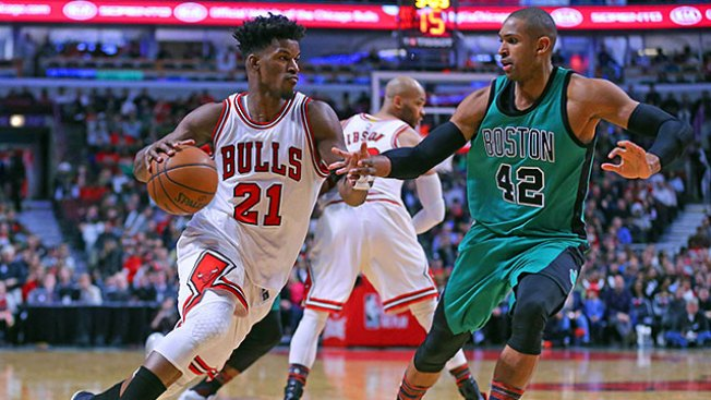 Best of NBA: Bulls Sneak Past Celtics on Butler's Last-second Free Throws