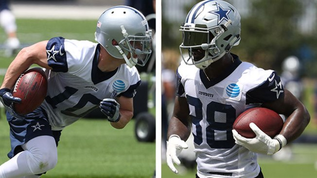 NFL Notes: Cowboys Rookie WR Ryan Switzer Finds Mentor in Dez Bryant