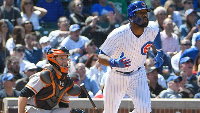 Best of MLB: Solo Homers Power Cubs to Win Over Giants