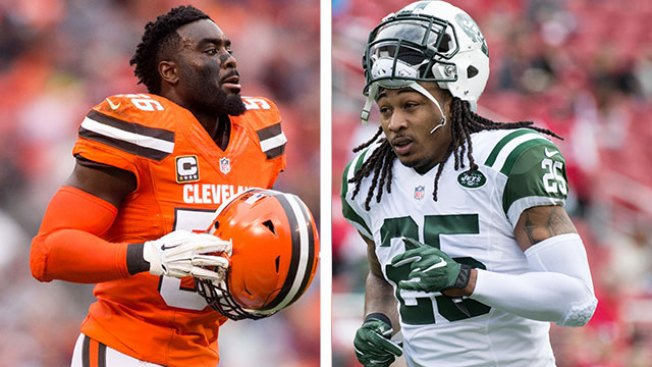 NFL Notes: Browns Trade LB Demario Davis to Jets for S Calvin Pryor