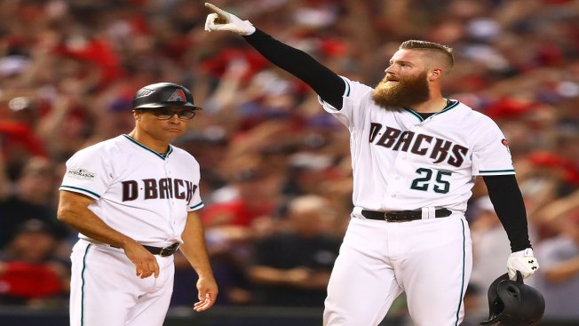 MLB Playoffs: Diamondbacks Outslug Rockies in NL Wild-card Game