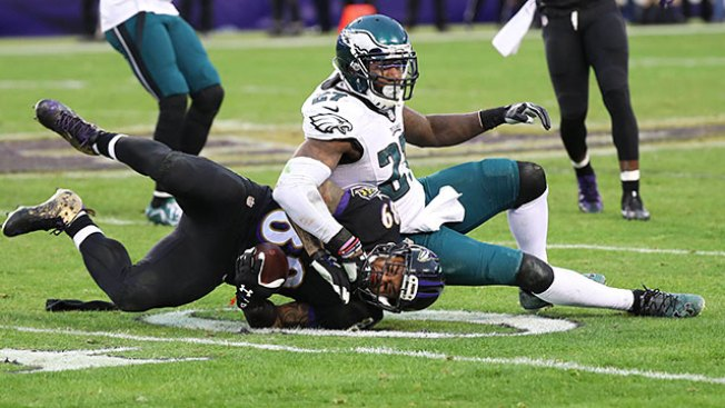 Eagles' Options at Nickel CB Could Push Malcolm Jenkins Out of Role