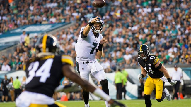Studs, Duds, Turning Point and More From Eagles-Steelers Preseason Game