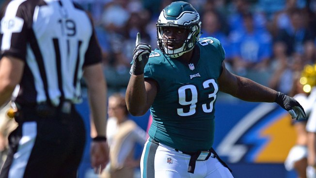 'Special' Tim Jernigan Rewarded by Eagles for Stellar Play