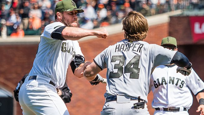 MLB Notes: Hunter Strickland's 6-game Suspension Upheld