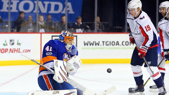 Halak Does the Heavy Lifting With 50 Saves