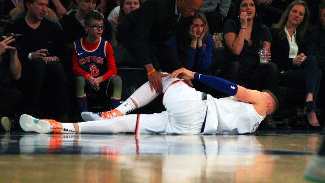 Bucks Cruise After Knicks Suffer Devastating Injury