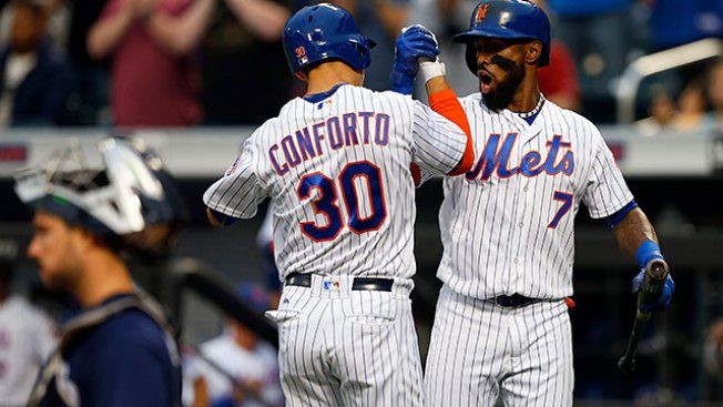 Best of MLB: Michael Conforto Powers Mets to Win Over Padres