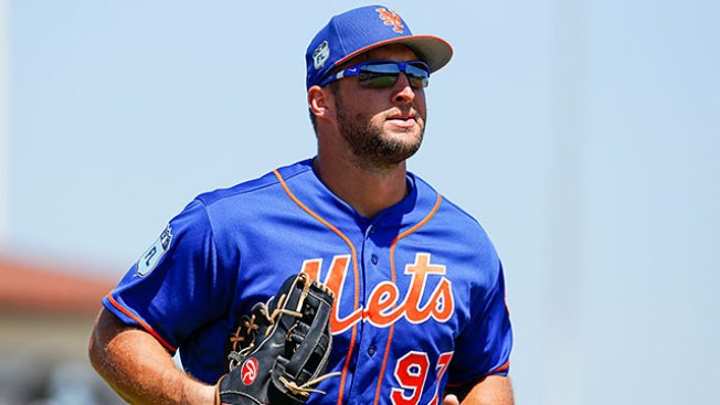 Tim Tebow's Chances of Actually Playing in Majors