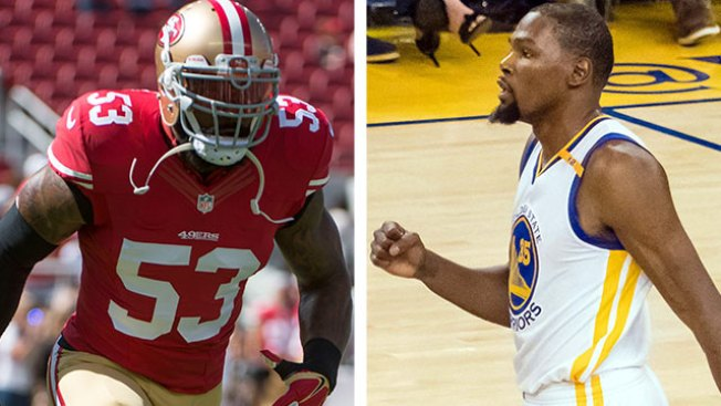 NBA Notes: 49ers' Bowman Remembers Urging Durant to Shoot in Middle School