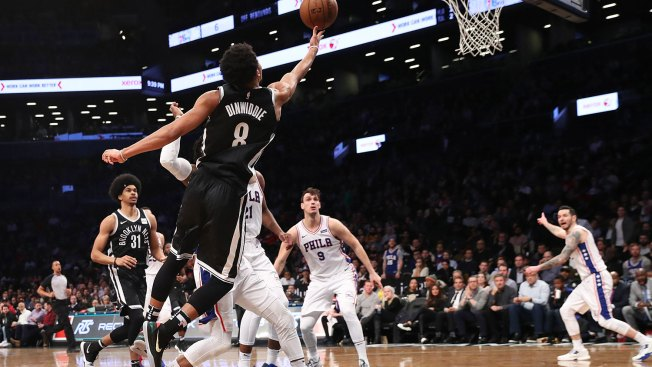 Sixers Forget Basic Element of Basketball in Brooklyn