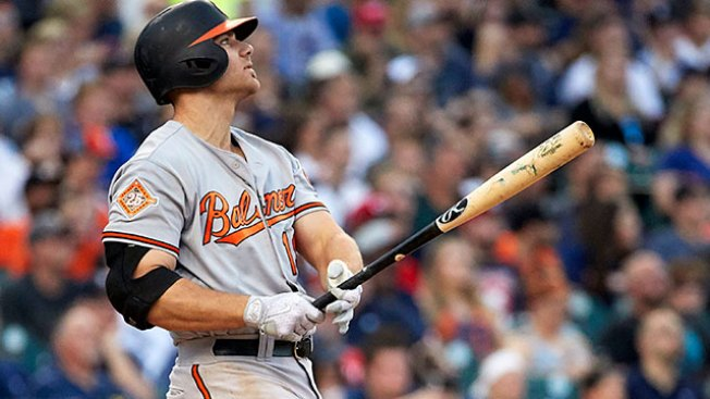 Best of MLB: Chris Davis Helps Orioles Slug Past Tigers in 13 Innings