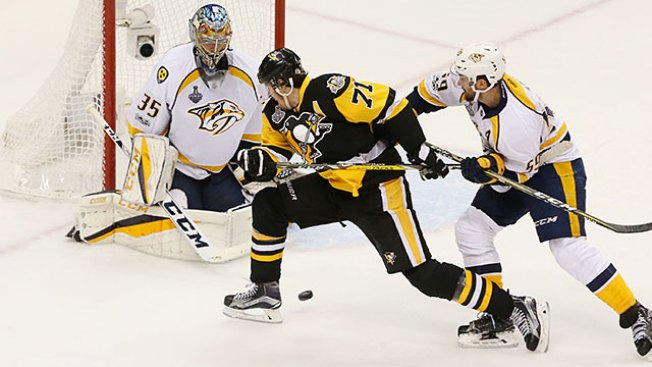 NHL Notes: Predators Know Shutting Down Penguins' Stars Not Possible Every Game