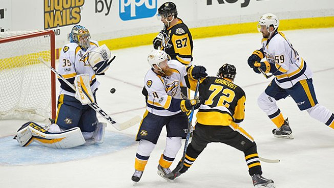NHL Notes: Penguins Wary, Predators Confident Ahead of Game 2