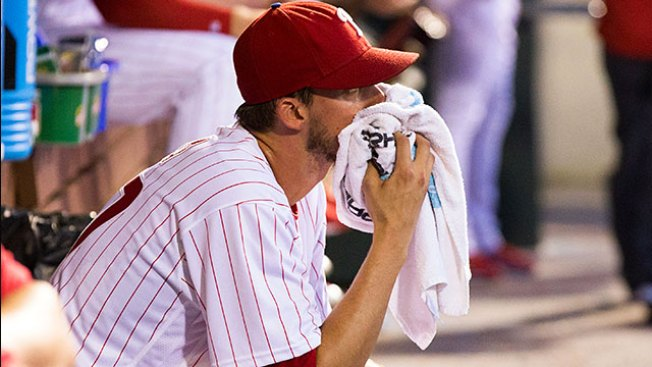 Phillies Fail to Protect Lead in Loss to Red-hot Diamondbacks