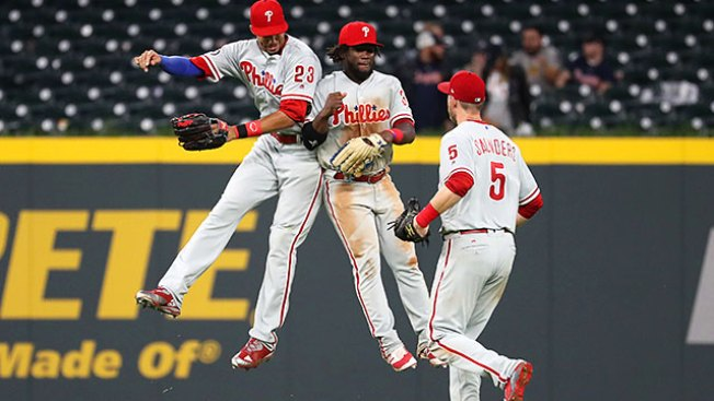 The Worst Might Be Over as Phillies Pound Braves for 3rd Straight Win