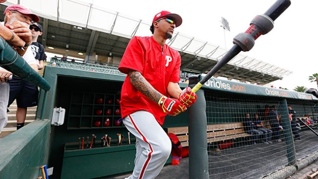Phillies Prospect J.P. Crawford Learning to Fight Through Failure