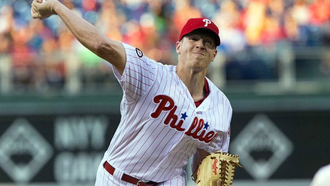 Nick Pivetta Runs Into Command Issues Again in Phillies' Loss to Mets
