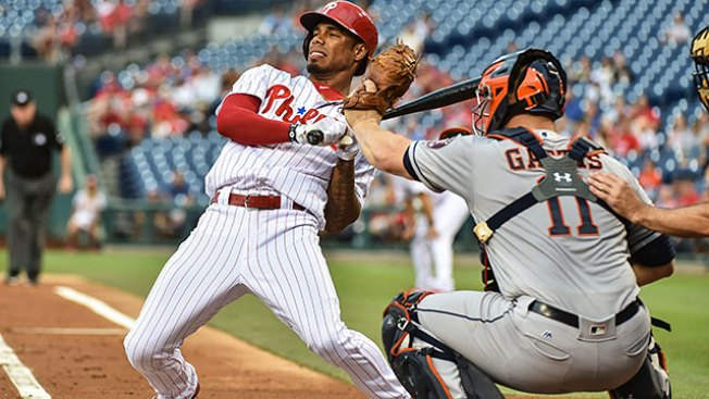 Phillies-Marlins Observations: Nick Williams Delivers in 15-inning Win