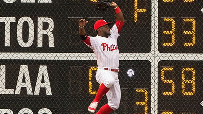 Odubel Herrera Is Lone Phillie Selected to NL All-Star Team