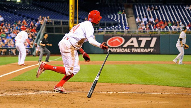 Roman Quinn Among Candidates to Be Phillies' Next Call-up