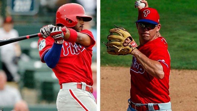 Phillies 2B Prospect Valentin (shoulder) Out; Kingery to Stay at Double A for Now