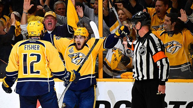 Stanley Cup Final: Predators Handle Penguins to Even Series at 2-2