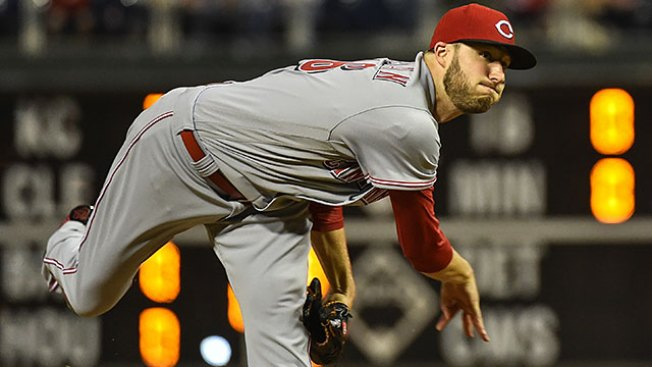 New Jersey Product Tim Adleman Limits Phillies to 1 Hit Over 8 Innings