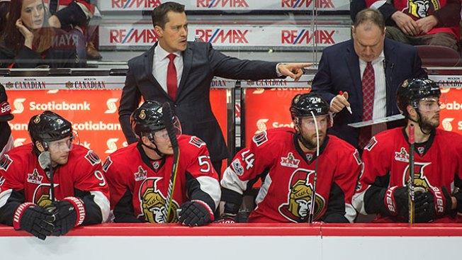 NHL Notes: Desperate Senators Hoping to Avoid Elimination