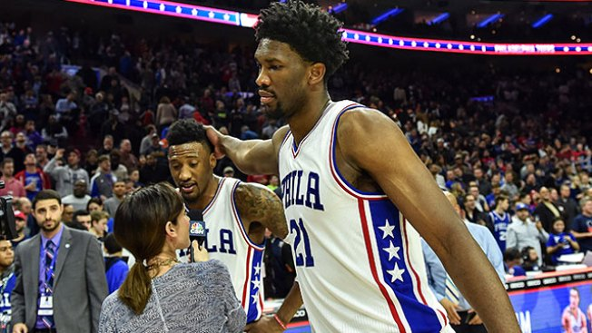Sixers Have Questions With Possible Extensions Looming for Embiid, Covington