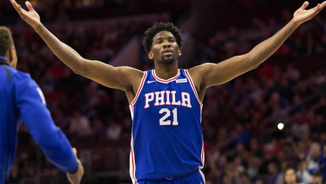 Super Amount of Pressure Now on Young Sixers