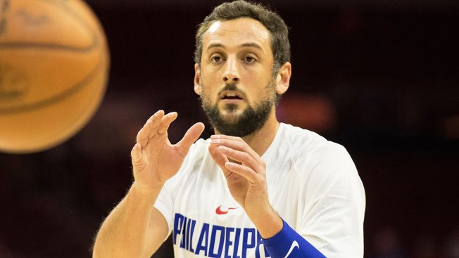 Marco Belinelli Reportedly Signing With the Spurs