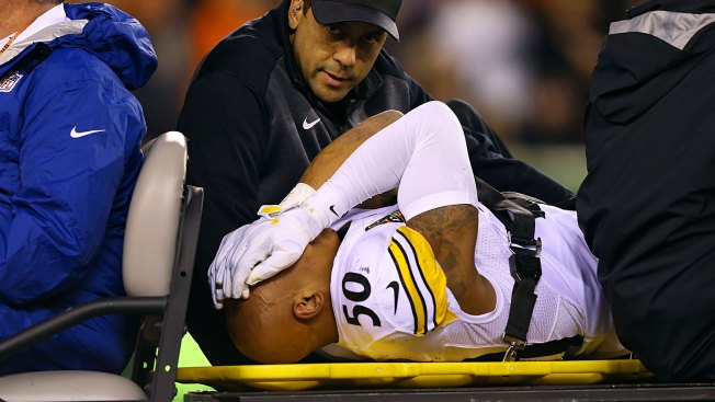 Pittsburgh Steelers' Ryan Shazier Vows to Play Again