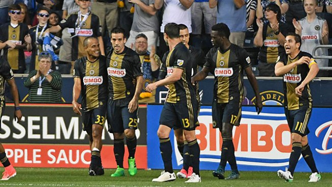 Streaking Union Dominate Dynamo at Home in 3rd Straight Shutout