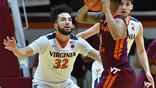 Virginia's London Perrantes Ready to Follow in the Mold of Justin Anderson