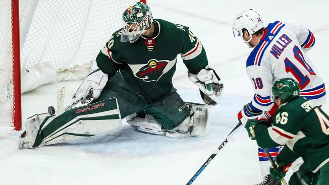 Devan Dubnyk Saves the Day for Wild
