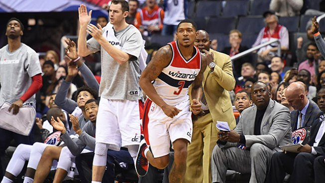 John Wall-less Wizards Streaking Into Philadelphia