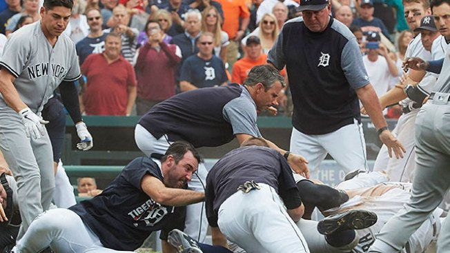 Tigers get hammered at home again by Yankees