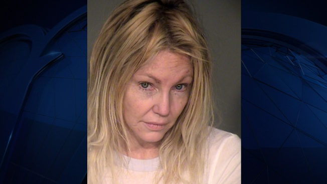 Heather Locklear Pleads Not Guilty to Battery of Deputies
