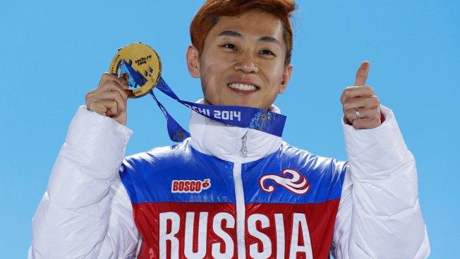 Russian Speedskating Star Viktor Ahn Among Barred Olympic Athletes