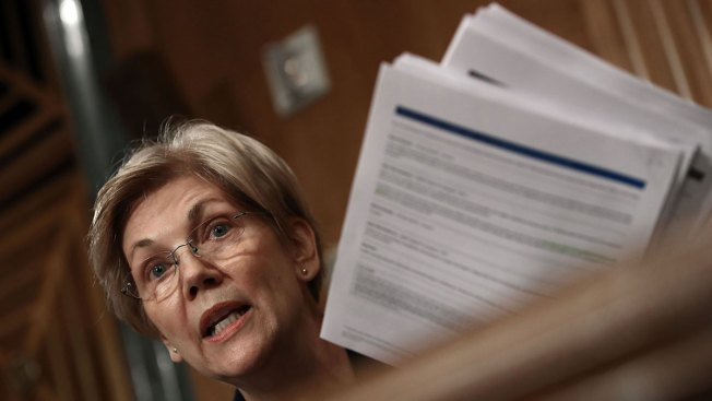 Warren Calls for Disgraced Wells Fargo CEO to Resign